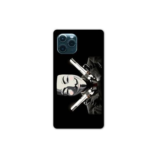 "Coque Iphone 11 (5,8"") Anonymous Gun"