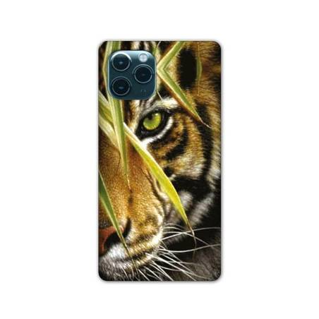 "Coque Iphone 11 (5,8"") œil tigre"