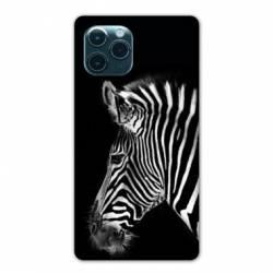 """Coque Iphone 11 (5,8"""") savane Zebra"""