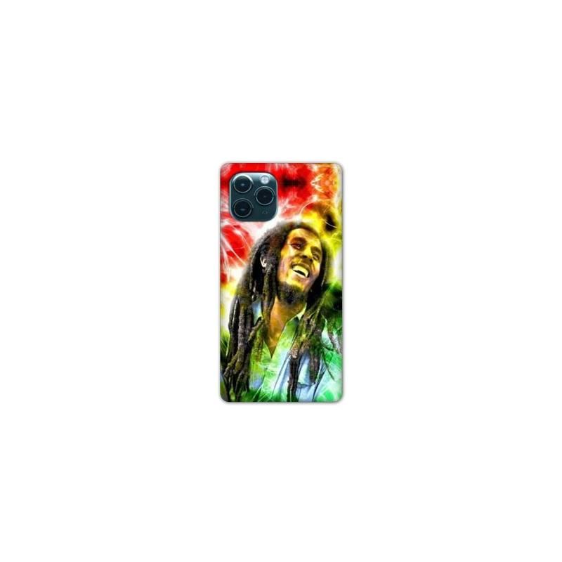 """Coque Iphone 11 (5,8"""") Bob Marley Color"""