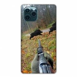 """Coque Iphone 11 (5,8"""") chasse Vision Tir"""