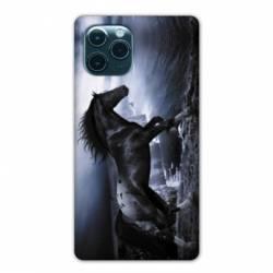 "Coque Iphone 11 (5,8"") Cheval"