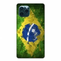 "Coque Iphone 11 (5,8"") Bresil texture"