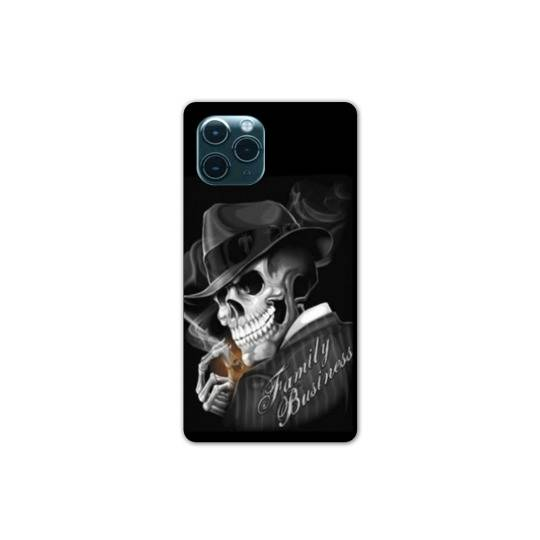 "Coque pour iphone 11 (6,1"") tete de mort family business"