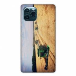 "Coque Iphone 11 Pro (6,1"") Agriculture Moissonneuse"