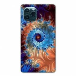 """Coque Iphone 11 Pro (6,1"""") Psychedelic Spirale"""