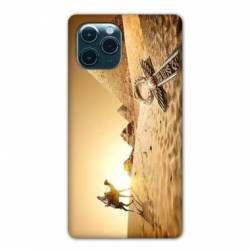 "Coque Iphone 11 Pro (6,1"") Egypte Chameau"