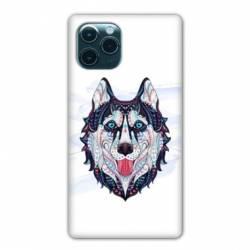 "Coque Iphone 11 Pro (6,1"") Ethniques Husky Color"