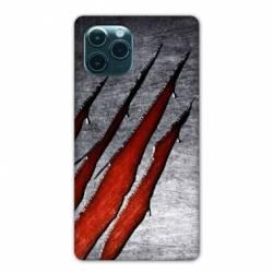 """Coque Iphone 11 Pro (6,1"""") Texture beton"""