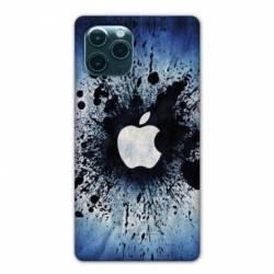 """Coque Iphone 11 Pro (6,1"""") Pomme éclaboussure"""