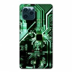 """Coque Iphone 11 Pro (6,1"""") Trompe œil composant"""