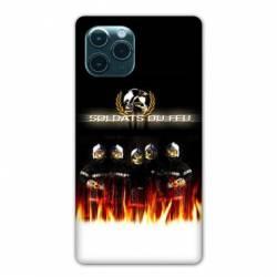"Coque Iphone 11 Pro (6,1"") pompier soldat"