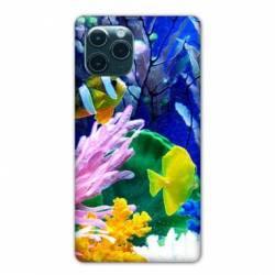 "Coque Iphone 11 Pro (6,1"") Fond marin"