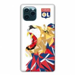 "Coque Iphone 11 (5,8"") License Olympique Lyonnais OL - lion color"