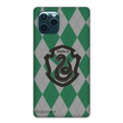 """Coque Iphone 11 (5,8"""") WB License harry potter ecole Slytherin"""