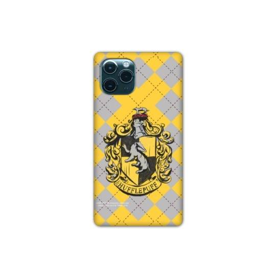 """Coque Iphone 11 (5,8"""") WB License harry potter ecole Hufflepuff"""
