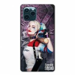 """Coque Iphone 11 Pro Max (6,5"""") Harley Quinn Batte"""
