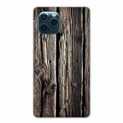 "Coque Iphone 11 Pro Max (6,5"") Texture bois"