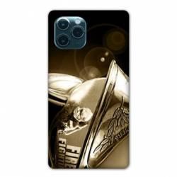 "Coque Iphone 11 Pro Max (6,5"") pompier casque vintage"