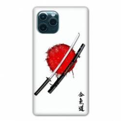"""Coque Iphone 11 Pro Max (6,5"""") Japon épée"""