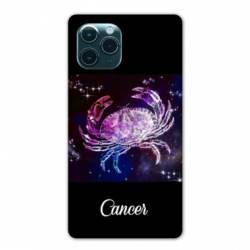 """Coque Iphone 11 Pro Max (6,5"""") signe zodiaque Cancer2"""
