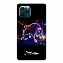 """Coque Iphone 11 Pro Max (6,5"""") signe zodiaque Taureau2"""