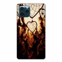 """Coque Iphone 11 Pro Max (6,5"""") attrape reve Noir"""