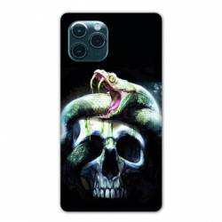 "Coque Iphone 11 Pro Max (6,5"") serpent crane"