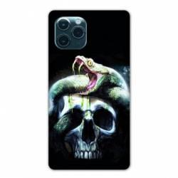 """Coque Iphone 11 Pro Max (6,5"""") serpent crane"""