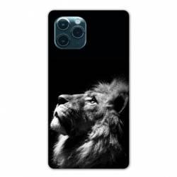 """Coque Iphone 11 Pro Max (6,5"""") roi lion"""