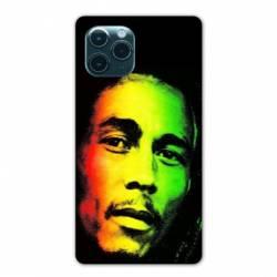 "Coque Iphone 11 Pro Max (6,5"") Bob Marley 2"
