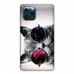 """Coque Iphone 11 Pro Max (6,5"""") Chat Fashion"""