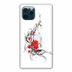 """Coque Iphone 11 Pro Max (6,5"""") fleur épine"""