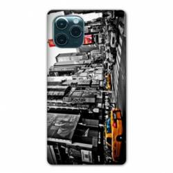 "Coque Iphone 11 Pro Max (6,5"") Amerique USA New York Taxi"