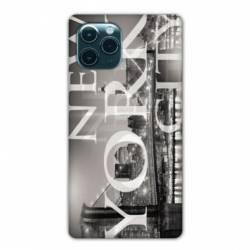"Coque Iphone 11 Pro Max (6,5"") Amerique USA New York"
