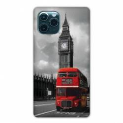 "Coque Iphone 11 Pro Max (6,5"") Angleterre London Bus"