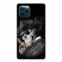 "Coque Iphone 11 Pro Max (6,5"") tete de mort family business"