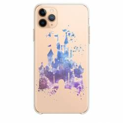 "Coque transparente Iphone 11 (5,8"") Chateau"