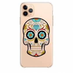 "Coque transparente Iphone 11 Pro (6,1"") tete mort"