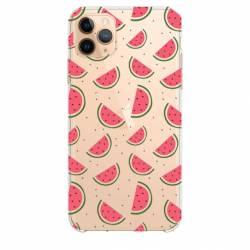 """Coque transparente Iphone 11 Pro (6,1"""") Pasteque"""