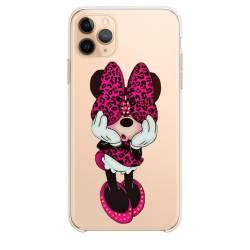 "Coque transparente Iphone 11 Pro (6,1"") noeud papillon"