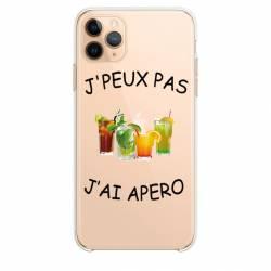 """Coque transparente Iphone 11 Pro (6,1"""") jpeux pas jai apero"""