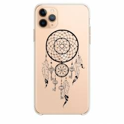 "Coque transparente Iphone 11 Pro Max (6,5"") feminine attrape reve cle"