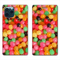"RV Housse cuir portefeuille Iphone 11 Pro (6,1"") Dragibus"