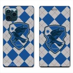 "RV Housse cuir portefeuille Iphone 11 Pro (6,1"") WB License harry potter ecole Ravenclaw"
