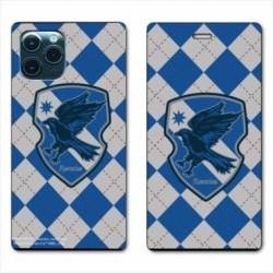 "RV Housse cuir portefeuille Iphone 11 Pro Max (6,5"") WB License harry potter ecole Ravenclaw"