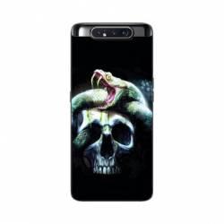 Coque Samsung Galaxy A80 serpent crane