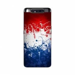 Coque Samsung Galaxy A80 France Eclaboussure