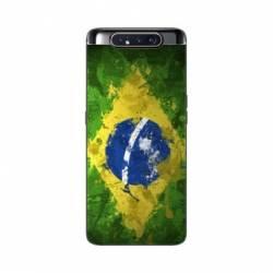 Coque Samsung Galaxy A80 Bresil texture