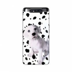 Coque Samsung Galaxy A80 Chien dalmatien